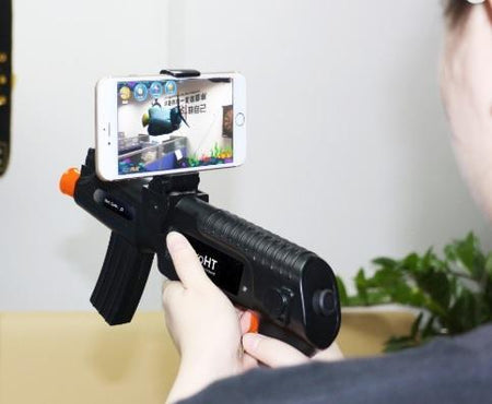 AR Smart Gun for playing AR Games