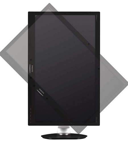 "Brilliance 27"" AMVA LCD monitor, LED backlight - NEW"