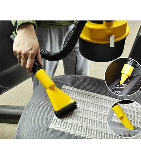 Portable Wet & Dry Vacuum Cleaner