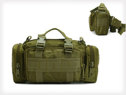 Waterproof Nylon Military Backpack