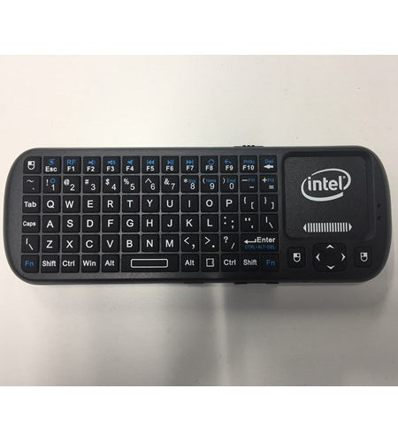 INTEL MINI WIRELESS KEYBOARD WITH TRACKPAD