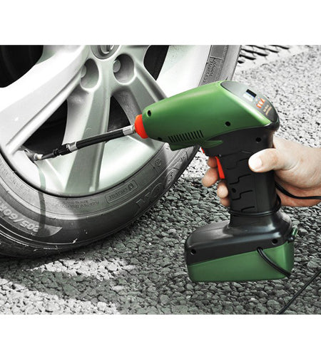 Portable Air Compressor Tyre Pump