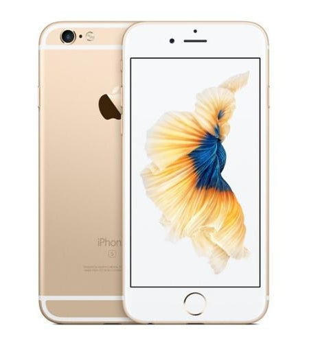 Apple iPhone 6 16GB Gold Certified Pre Owned Grade A, Unlocked