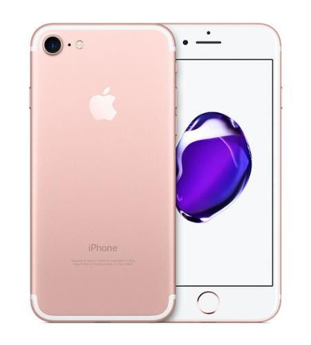 Apple iPhone 7 32GB Rose Gold - Pre Owned Grade A, Unlocked