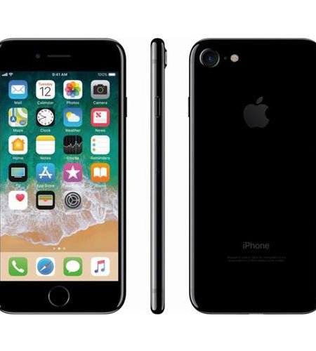Apple iPhone 7 32GB Black Certified Pre Owned Grade A, Unlocked