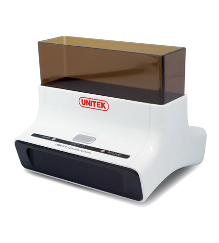 Unitek USB3.0 SATA HDD Docking Station with One Touch Backup