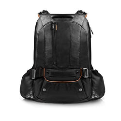 "EVERKI Beacon Laptop Backpack 18"" Water resistant weather cover 5-Point balance strap system Gaming console sleeve included"