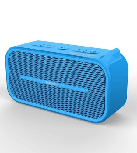 RUSTIC 2: Rugged IPX5 Water-Resistant Bluetooth 4.0 Speaker - 2 colours