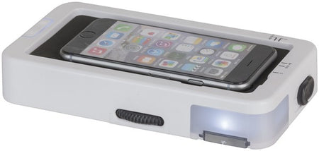 Digital iPhone Microscope with LED Light