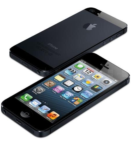 Apple iPhone 5 32GB Black Certified Pre Owned Grade A, Unlocked