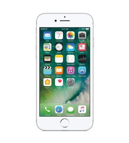 Apple iPhone 7 Silver Certified Pre Owned Grade A, Unlocked