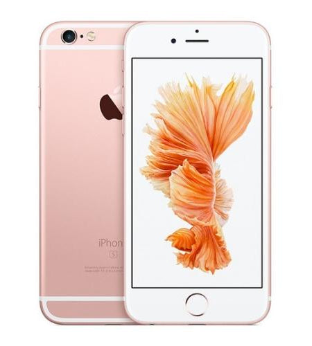 iPhone 6S 128GB Rose Gold Certified Pre Owned Grade A, Unlocked