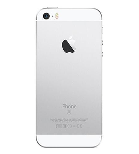Apple iPhone SE 64GB Silver Certified Pre Owned Grade A, Unlocked