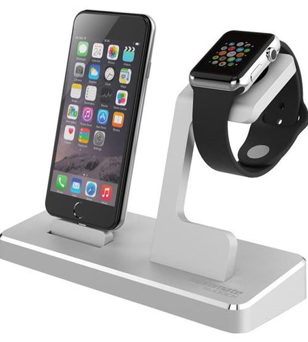 PROMATE 3-In-1 Wireless Power Station with for iPhone, iPod & iWatch