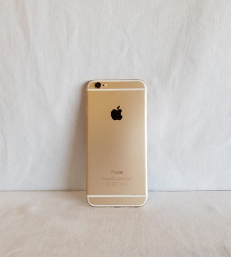 iPhone 6 16GB Gold - Pre Owned Grade A, Unlocked
