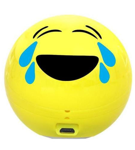 Emoji JOYFUL JAZZ Handsfree Bluetooth Speaker