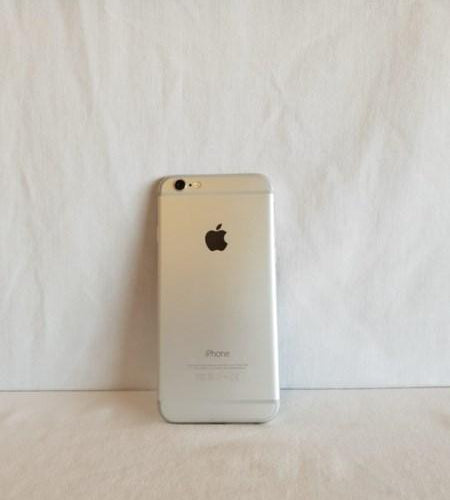 Apple iPhone 6 128GB Silver Certified Pre Owned Grade A, Unlocked
