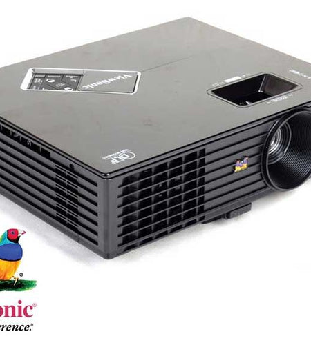 Viewsonic DLP Projector, Less than 300 Hours used