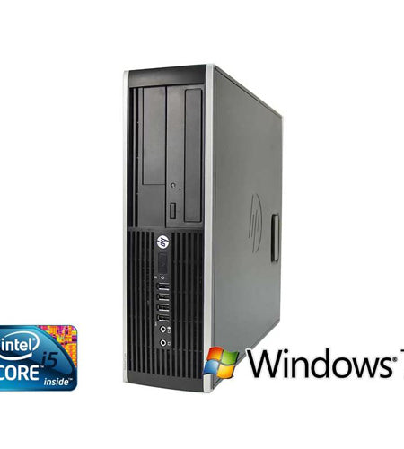 HP Elite 8300 i5 8GB 250GB HDD Desktop - Ex Lease Grade A