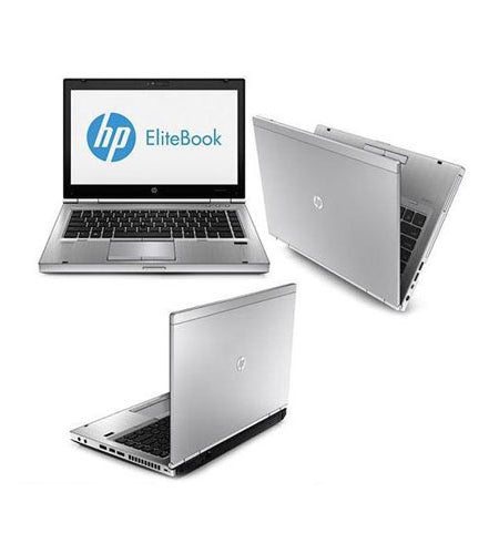 "HP EliteBook 8470P 14.1"" i5 4GB 320GB HDD Laptop - Ex Lease Grade A"
