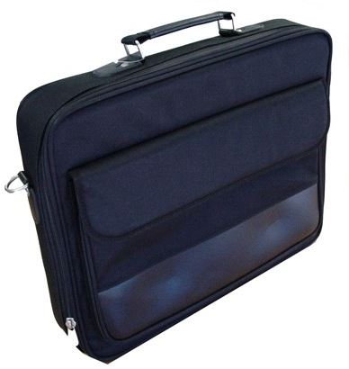 Notebook Carry Bag with Metal Frame for 15.4''