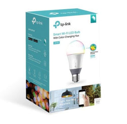 TP-Link LB130 Smart Wi-Fi LED Bulb With Colour Changing Hue A19 E27