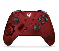 XBOX ONE CONTROLLER GOW4 LIMITED - OMEN/RED