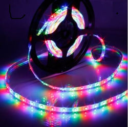 LEDware LED Flex Ribbon Strip Kit 12V 1.2m RGB LED/m Inc. Power Adapter & Remote