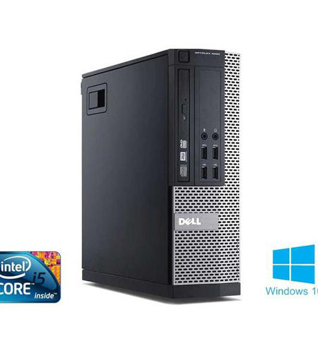 Dell OptiPlex 9020 i5 4GB 500GB HDD Desktop - Ex Lease Grade A