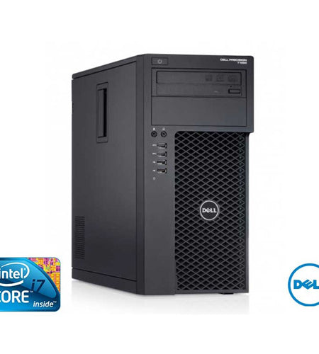 Dell Precision T1650 i7 16GB 500GB Workstation - Ex Lease Grade A
