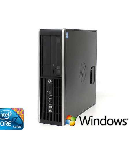 HP SFF 8200 Elite i7 4GB 500GB HDD Desktop - Ex Lease Grade A