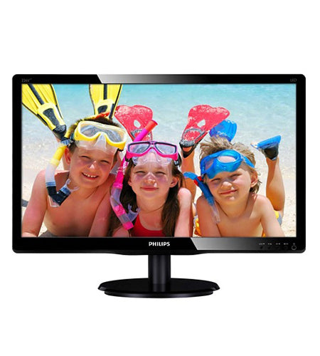 "Philips 21.5"" 226V4L LED/LCD Monitor FHD 1920x1080 - Ex Lease, Grade A"
