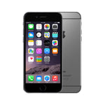 Apple iPhone 6 16GB Space Gray Certified Pre Owned Grade A, Unlocked