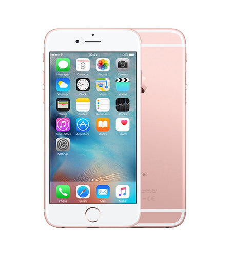 Apple iPhone 6S 128GB Rose Gold Certified Pre Owned Grade A, Unlocked