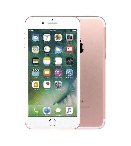 Apple iPhone 7 128GB Rose Gold Smartphone - Pre Owned Grade A, Unlocked