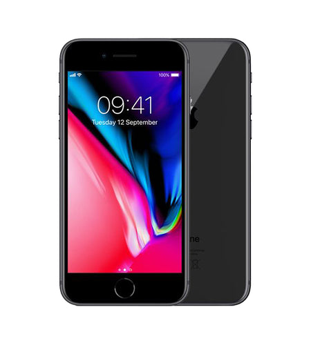 Apple iPhone 8 64GB Space Grey Pre Owned Grade A, Unlocked