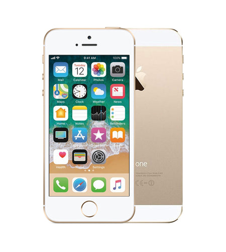 Apple iPhone SE 64GB Gold Certified Pre Owned Grade A, Unlocked