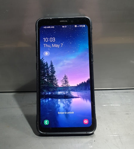 Samsung Galaxy S8	Active 64GB Meteor Gray Certified Pre Owned, Grade A, Unlocked