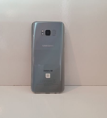 Samsung Galaxy S8	64GB Silver Certified Pre Owned, Grade A, Unlocked
