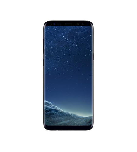 "Samsung Galaxy S8 Plus 6.2"" 64GB Black Smartphone - Ex Lease Grade A"