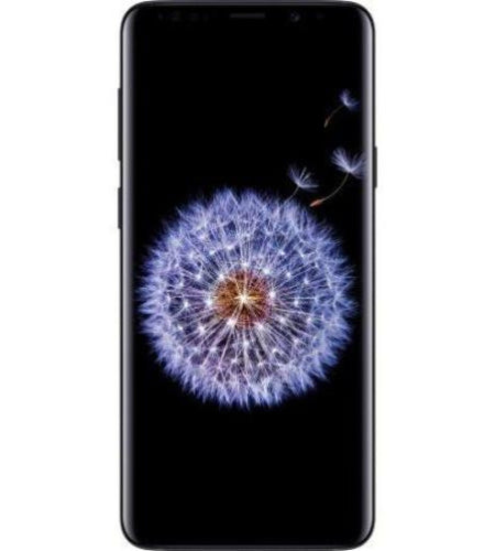 "Samsung Galaxy S9+ 6.2"" 64GB Black Pre-Owned, Grade A+"