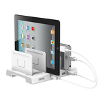 UNITEK 36W 4 Port USB Smart Charging Station