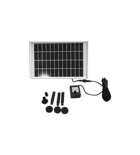 Solar Powered High Efficiency Water Pump Fountain