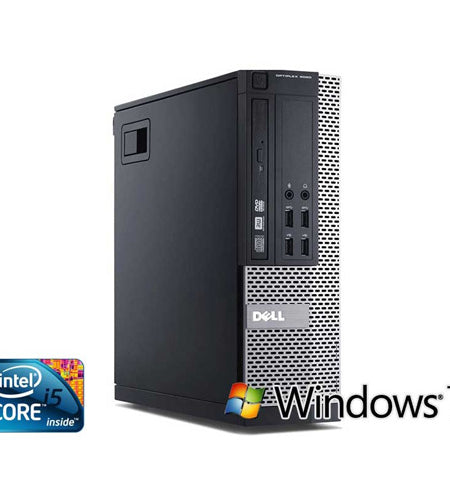 Dell Optiplex 990 i5 4GB 250GB HDD Desktop - Ex Lease Grade A