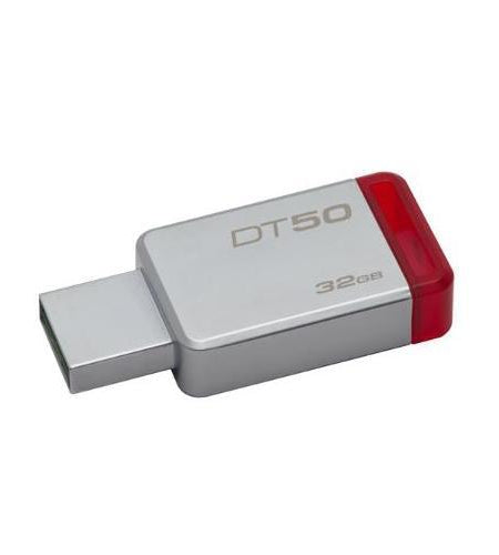 Kingston 32GB USB 3.1 DataTraveler 50 (Metal)