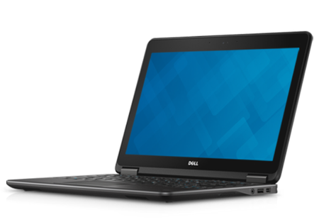 "Dell Latitude E7240 12"" i7 8GB 256GB SDD Laptop - Ex Lease Grade A"