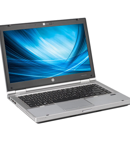 "HP EliteBook 8470P 14.1"" i5 8GB 120GB SSD Laptop - Ex Lease Grade A"