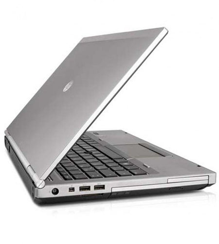 "HP EliteBook 8470P 14.1"" i5 8GB 128GB SSD Laptop - Ex Lease Grade A"