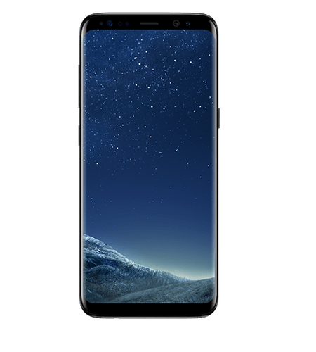 Samsung Galaxy S8	64GB Black - A Grade Pre Owned