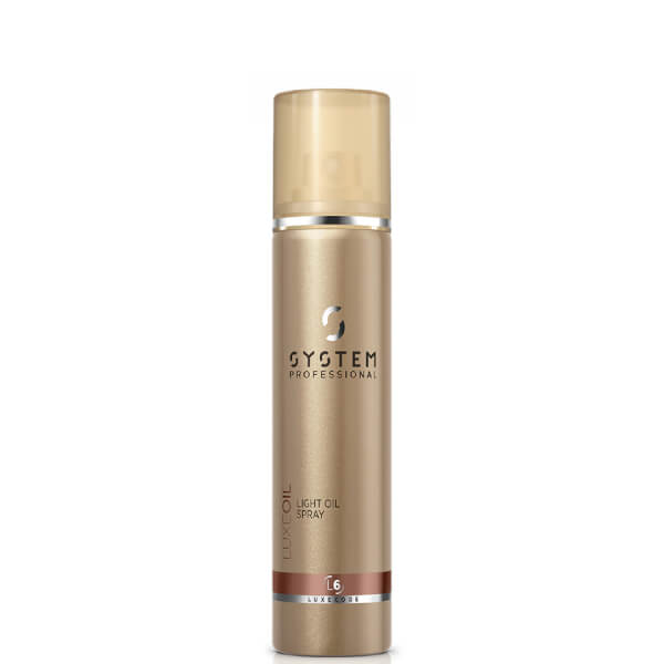 System Professional | Light Oil Keratin Protection Spray